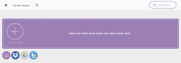 Upload your video